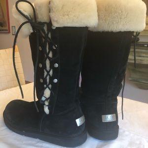 UGG Upside Boots, sz 10